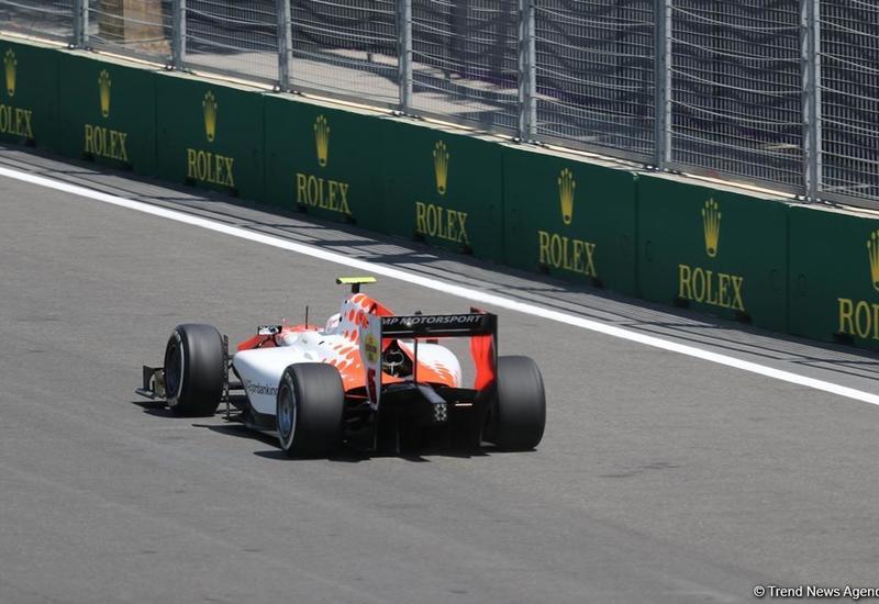 Еще 4 гонщика завершили борьбу в квалификации Гран-при Азербайджана
