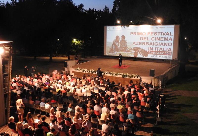 """В Италии впервые стартовал фестиваль азербайджанского кино <span class=""""color_red"""">- ФОТО</span>"""
