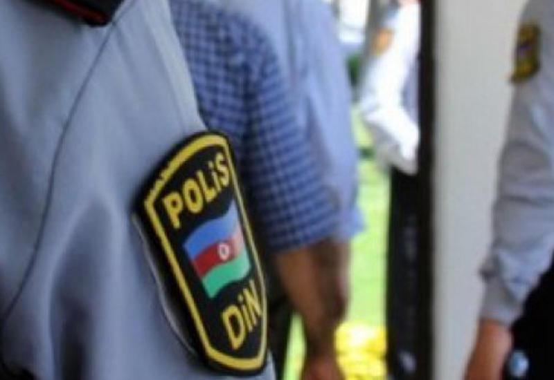 Bakı polisinin bu davranışı əcnəbi turisti heyrətləndirdi