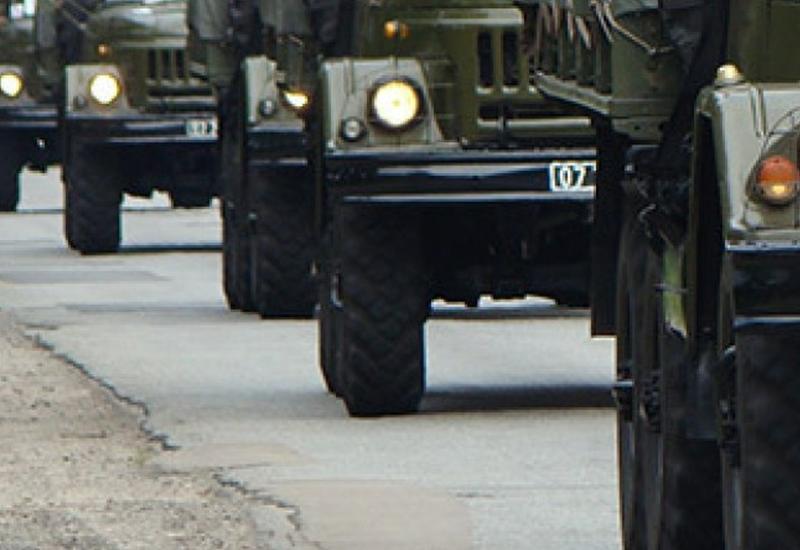 В Армении перевернулся автобус с военными, много пострадавших