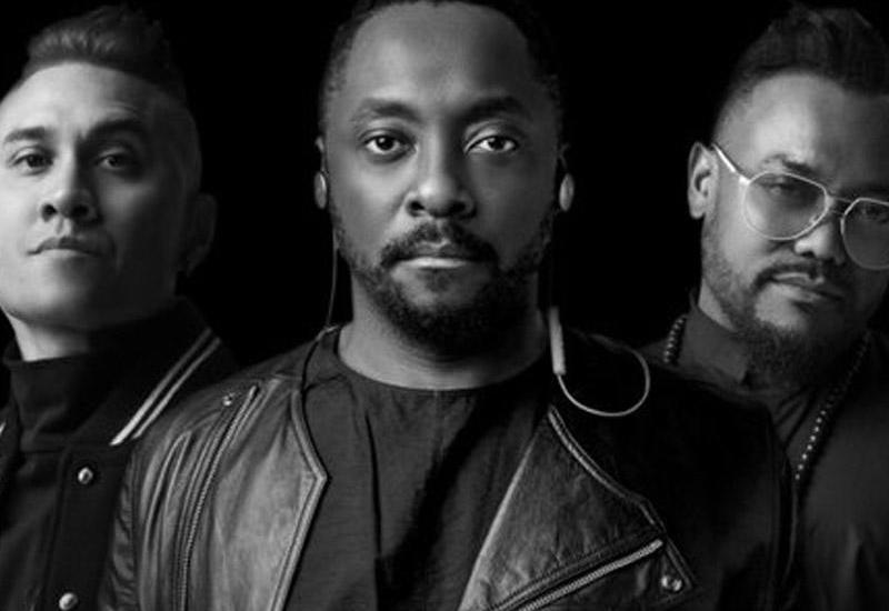 """The Black Eyed Peas"" Bakıda <span class=""color_red"">- FOTO</span>"