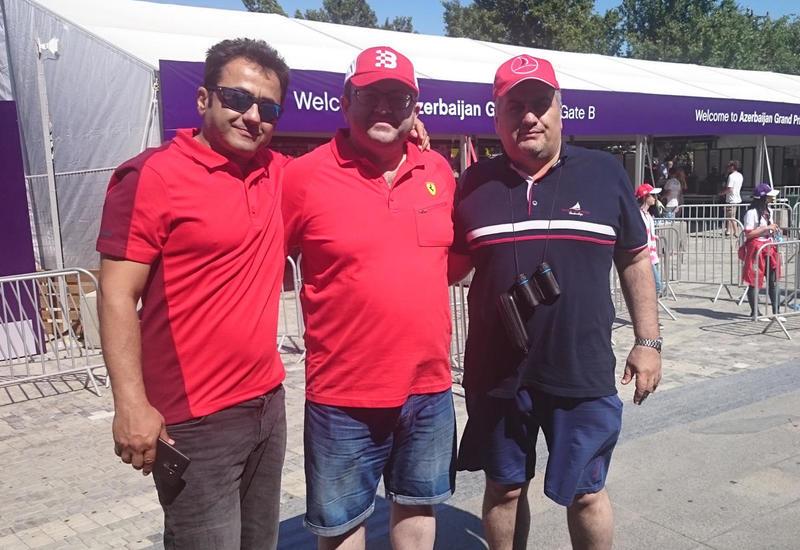 Иранский болельщик: Азербайджан организовал соревнования Формулы 1 на высоком уровне
