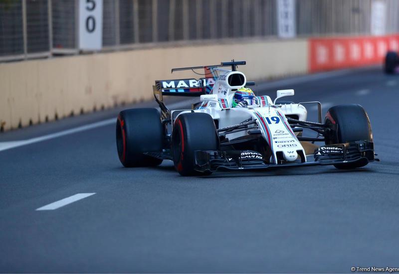 В Баку стартовала вторая гонка в классе FIA Formula-2