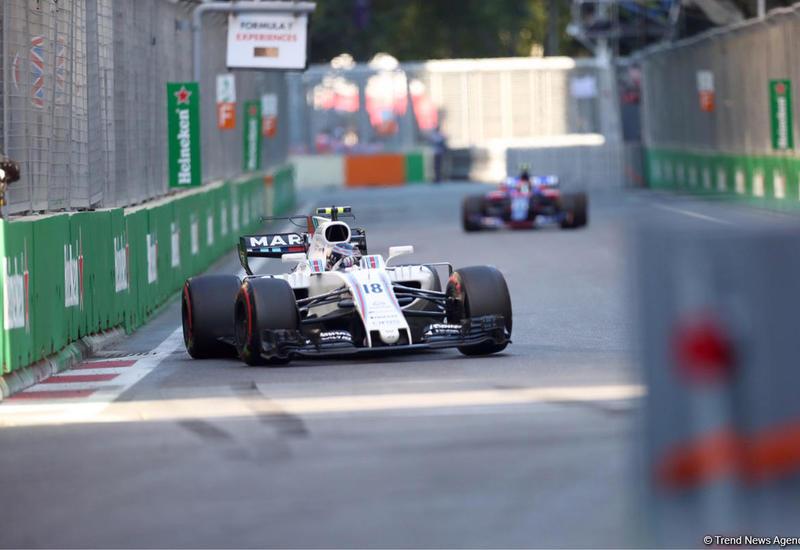 Пилота Renault все же допустили до Гран-при Азербайджана