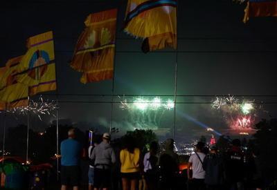 В Англии стартовал крупнейший в мире музыкальный фестиваль «Гластонбери»