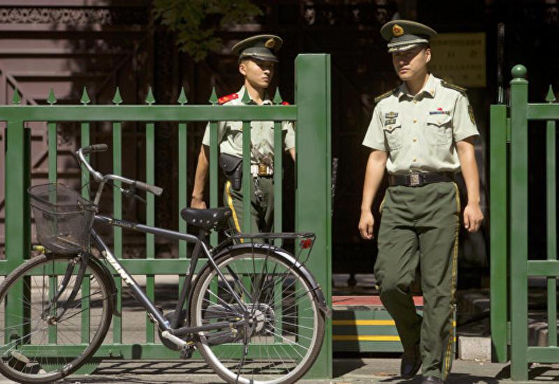 В Китае казнили трех наркоторговцев