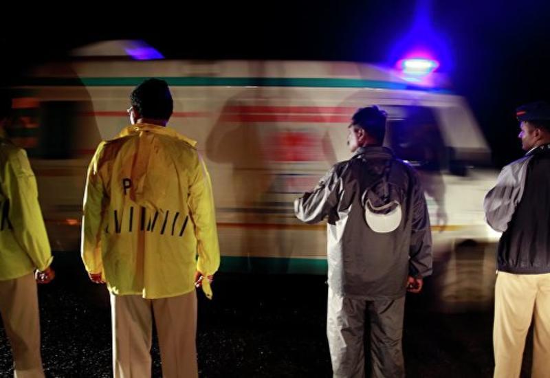 В Индии на канатной дороге упала кабина, семеро погибли