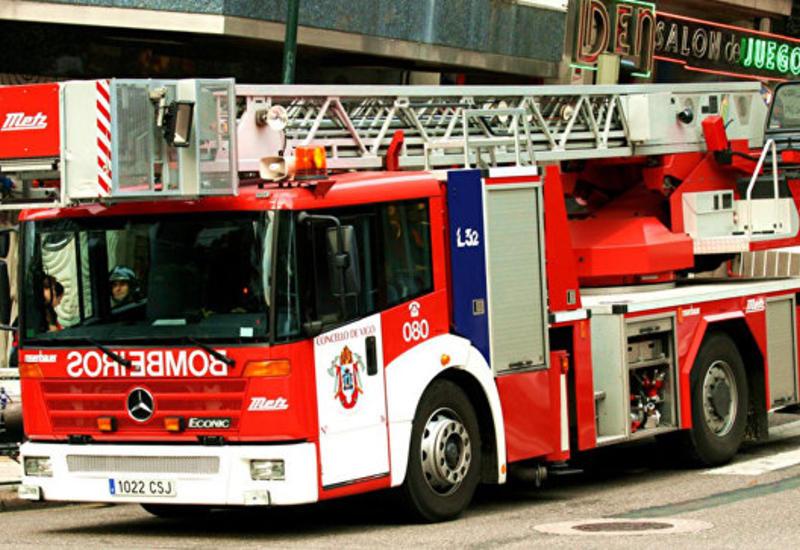 Более 2000 человек эвакуированы из-за пожара в Испании