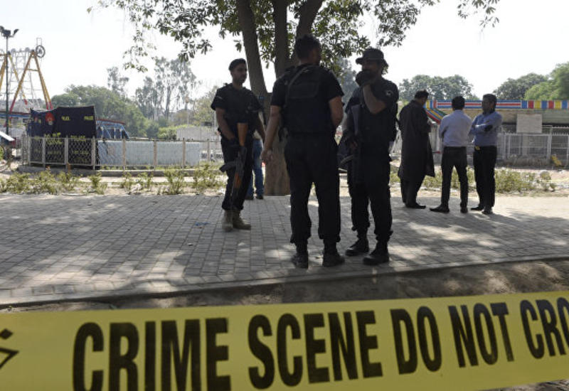 В Пакистане взорвалась бомба-игрушка, погибли шесть детей