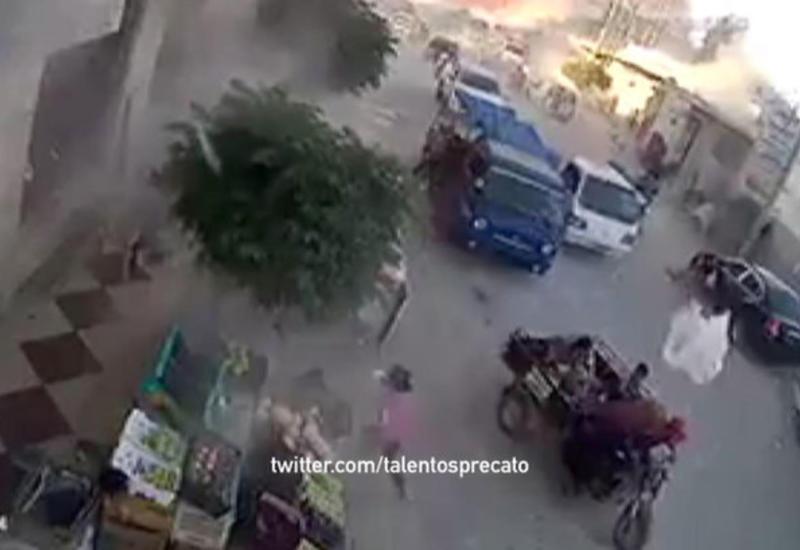 """В Идлибе на воздух взлетел автомобиль: погибли 10 человек <span class=""""color_red"""">- ВИДЕО</span>"""