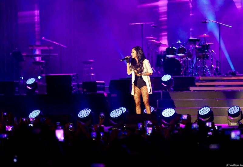 "Концерт Николь Шерзингер и The Black Eyed Peas в Баку <span class=""color_red"">- ФОТОСЕССИЯ</span>"