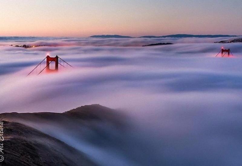 """Золотые ворота — это самый фотографируемый мост в мире <span class=""""color_red"""">- ФОТО</span>"""