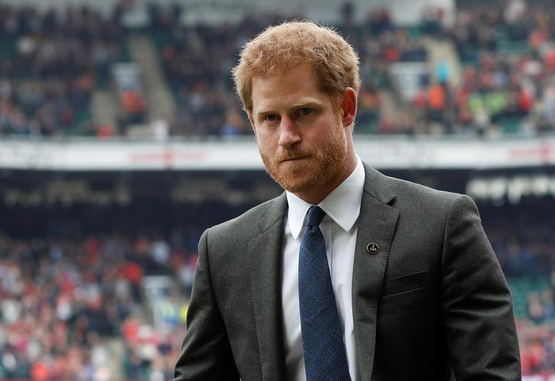 Принц Гарри рассказал, почему хотел отказаться от королевских привилегий