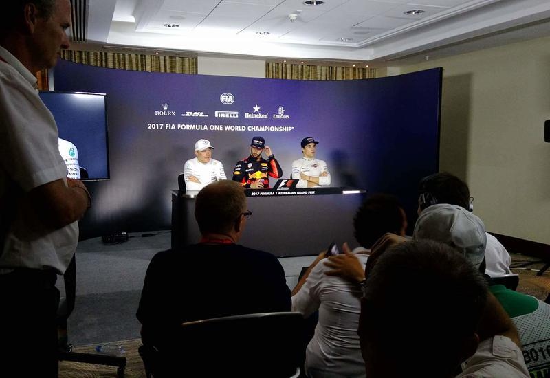 Пилоты Формулы 1 получили удовольствие от Гран-при Азербайджана