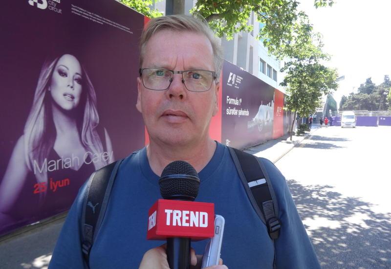 Финский болельщик: Формула 1 - прекрасная возможность для пропаганды Азербайджана в мире