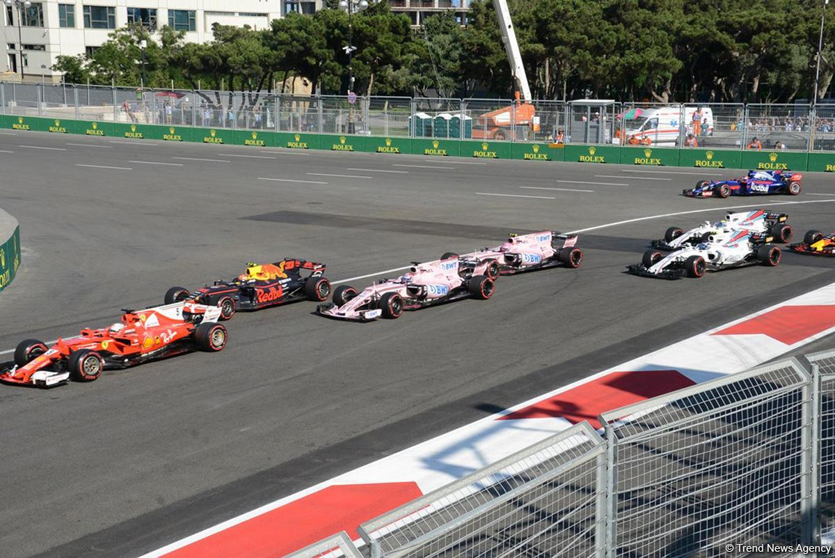Стюарды Гран-при Азербайджана ненашли нарушений вдействиях Хэмилтона
