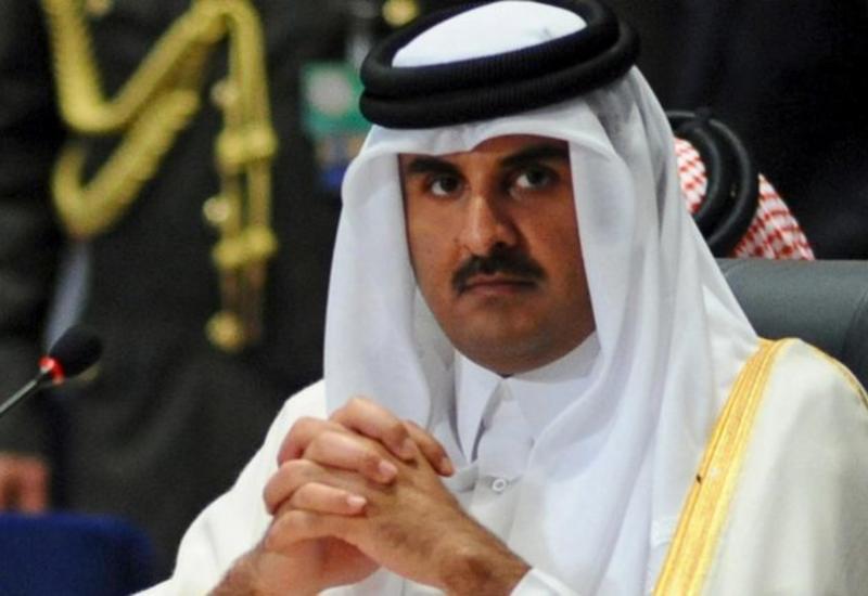 Эмир Катара подтвердил курс страны на укрепление отношений с Ираном
