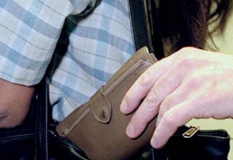 В Армении резко выросло число карманных краж
