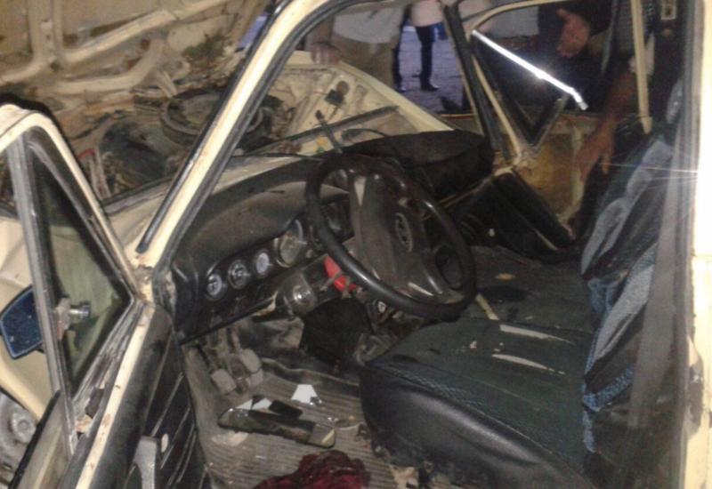 В Губе столкнулись два автомобиля, есть погибший и раненый