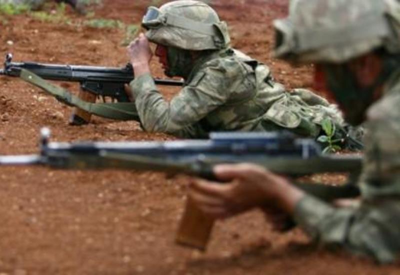 Антитеррористическая операция в Турции, есть погибший