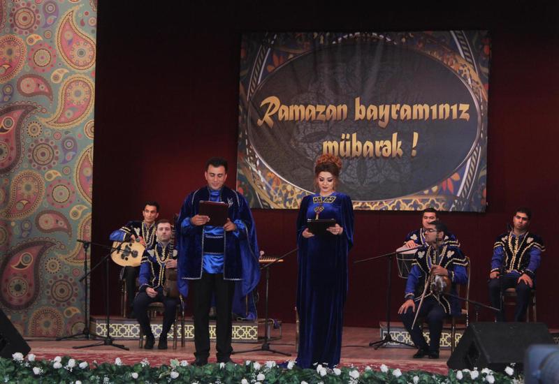 """Mərdəkanda Ramazan bayramına həsr olunmuş konsert <span class=""""color_red"""">- FOTO</span>"""