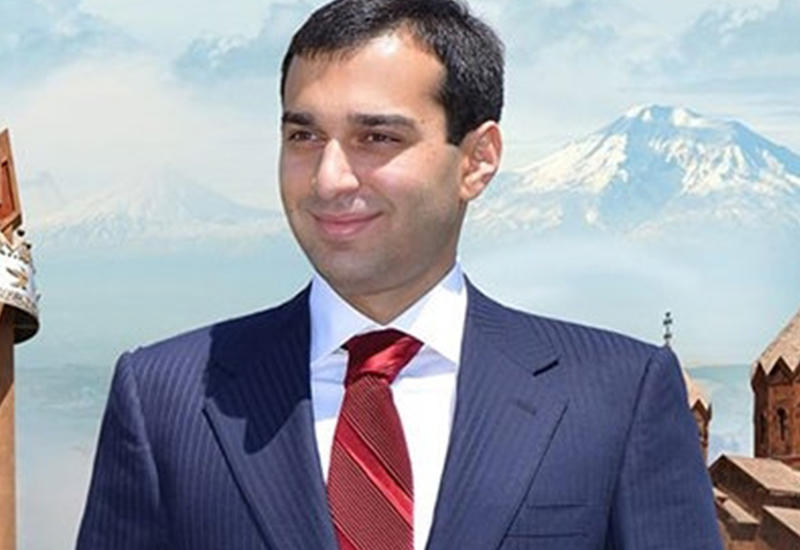 Сын экс-премьера Армении оказался миллиардером
