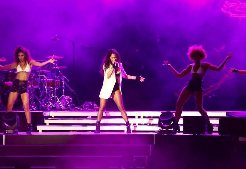 """Николь Шерзингер о концерте в Баку: """"Это было незабываемо"""""""