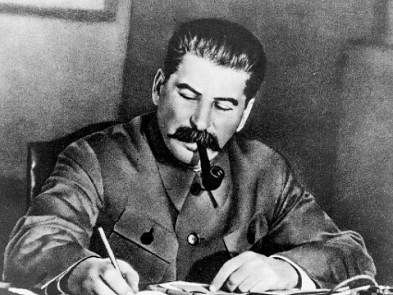 research paper on joseph stalin