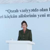 Первый вице-президент Мехрибан Алиева: Успехи, достигнутые Азербайджаном в направлении решения проблем беженцев и вынужденных переселенцев, воспринимаются в мире как модель