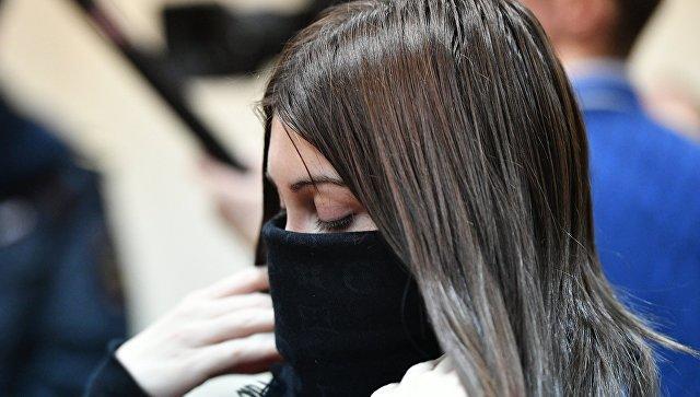 Суд нашесть суток арестовал Мару Багдасарян запрогулы обязательных работ