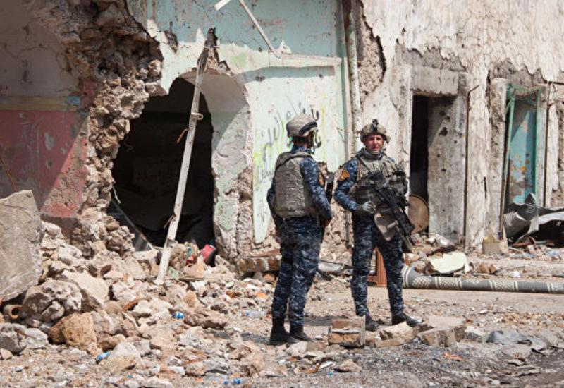 """Иракские ВВС уничтожили цеха """"ИГ"""" по производству взрывчатки"""