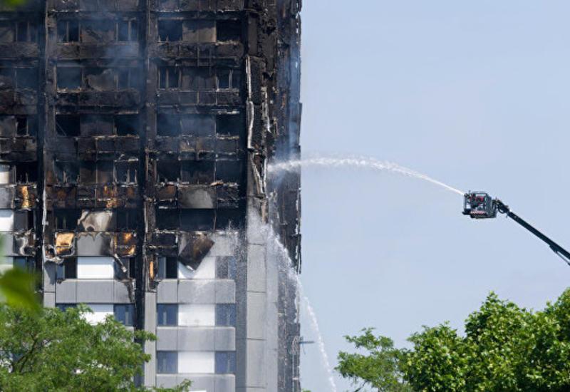 В Британии 120 высоток провалили проверку на противопожарную безопаность