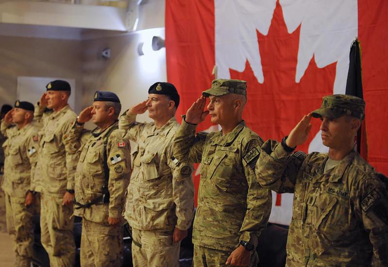 Канада оставит своих военных инструкторов в Ираке