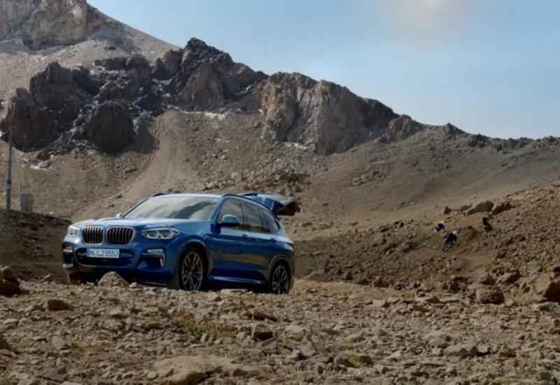 """Новый BMW X3 рассекретили за несколько часов до премьеры <span class=""""color_red"""">- ФОТО</span>"""