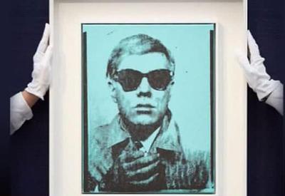 Портрет-пророчество Энди Уорхола продали за рекордную сумму