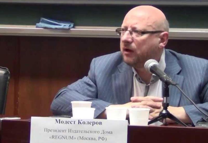 Модест Колеров наконец сказал правду об армянах