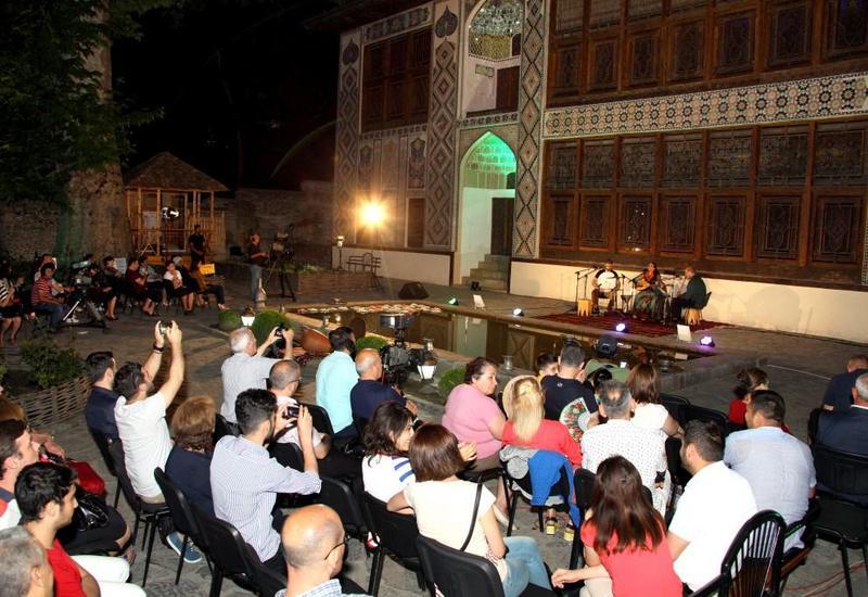 """В рамках фестиваля """"Шелковый путь"""" выступили польские и венгерские музыканты <span class=""""color_red"""">- ФОТО</span>"""