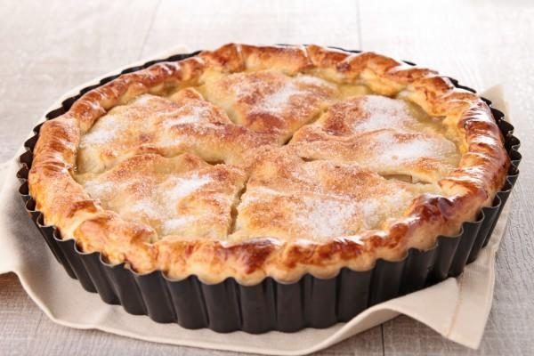 Американский пирог пошаговый рецепт с