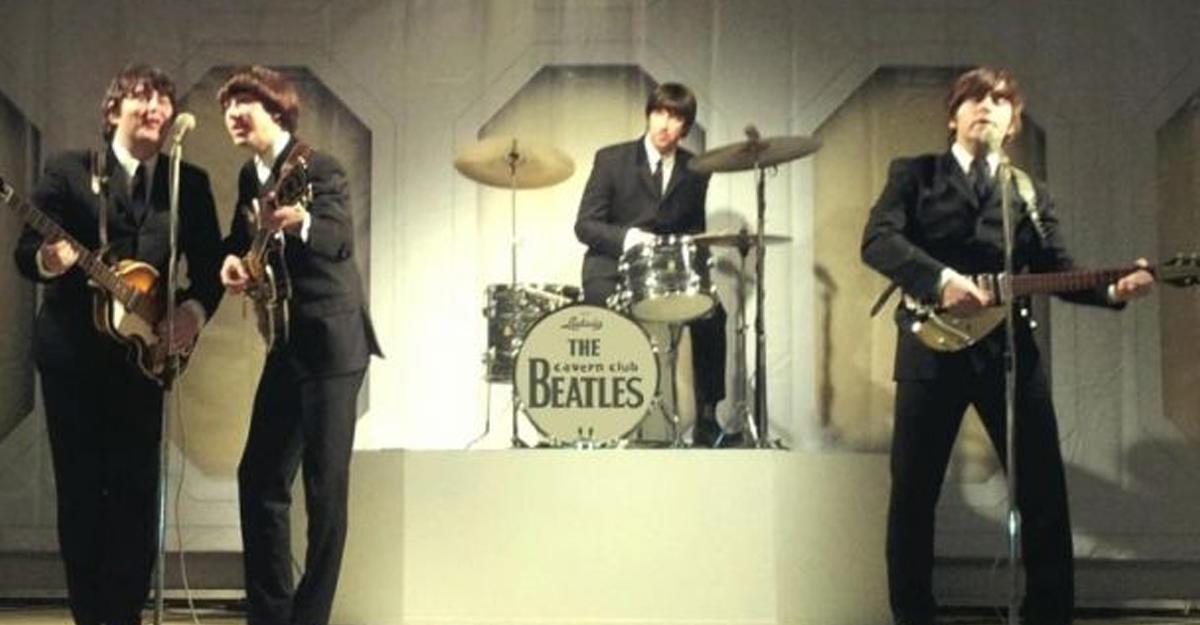Beetles the band