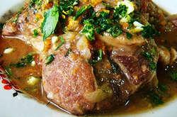 Чеченская кухня рецепты вторые блюда из мяса