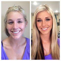 Чудеса макияжа, ужас - до и после макияжа Miracles of
