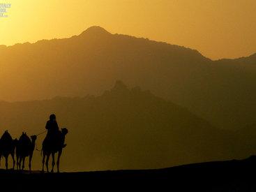 Арабы возведут искусственную гору для изменения климата