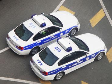 Разоблачен лжесотрудник дорожной полиции