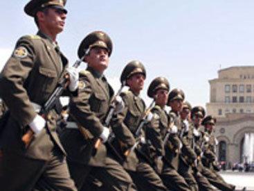 В одной из воинских частей Армении произошел очередной инцидент