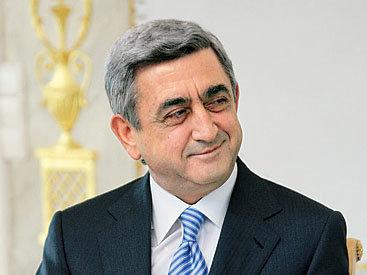 СМИ Армении рассказали о бурных гуляниях президента Сержа Саргсяна
