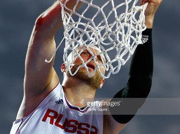 Первый выигрыш азербайджанских баскетболистов в Кубке победы