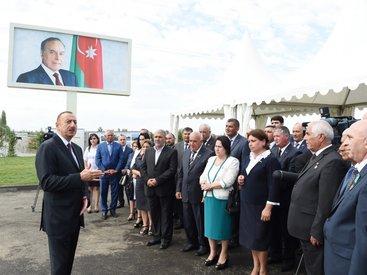 "Президент Ильхам Алиев: ""Судьба Азербайджана всегда была в руках азербайджанского народа"""