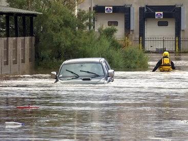 В Германии от наводнения погибли три человека