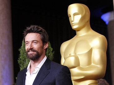 Hugh Jackman arrives at the 85th Academy Awards nominees luncheon in Beverly Hills