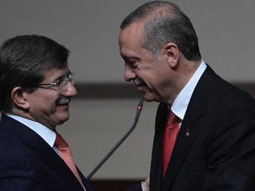 Давутоглу рассорился с Эрдоганом